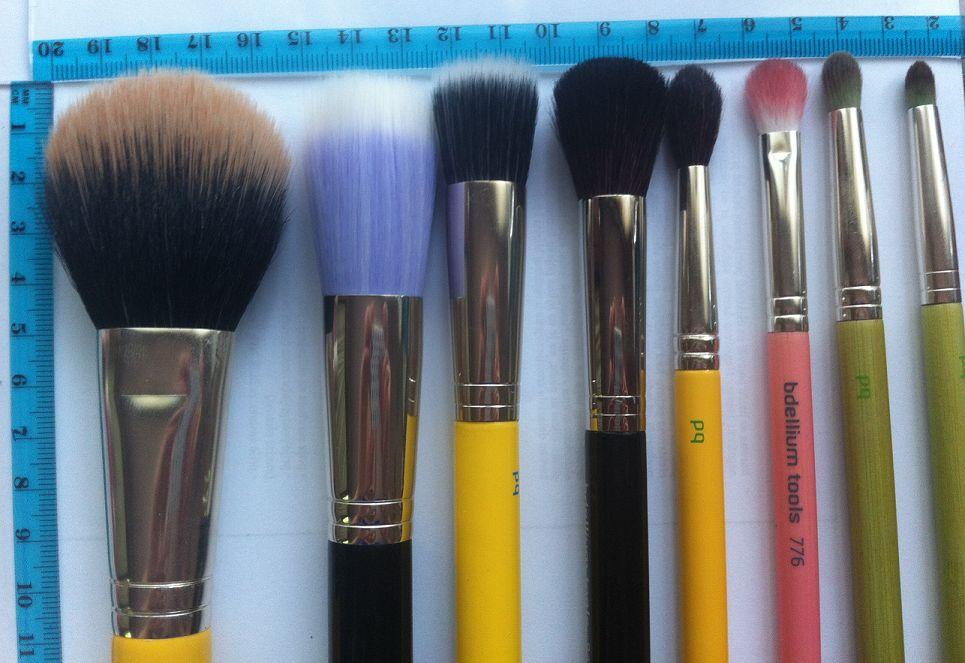 bdellium brushes. bdellium brushes enter title o