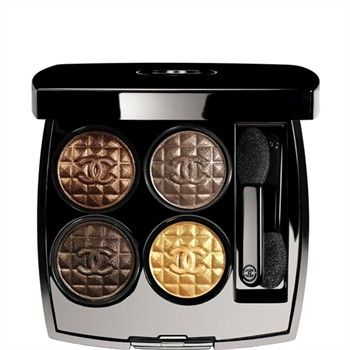 Chanel Quadra Eye Shadow TOPKAPI Collection Byzance de Chanel