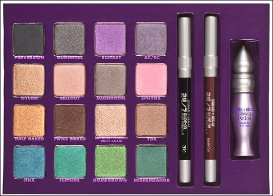 Urban Decay Book of Shadows Vol. II [DISCONTINUED]