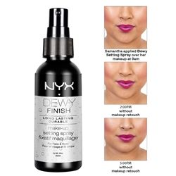 NYX Professional Makeup Makeup Setting Spray - Dewy Finish
