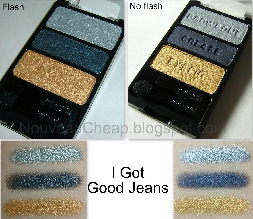 Wet 'n' Wild Color Icon Trio - I Got Good Jeans