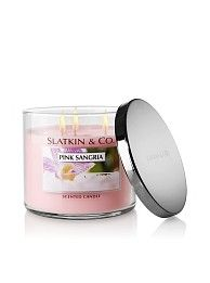 Bath and Body Works Pink Sangria Candle
