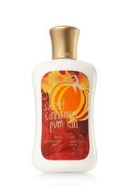 Bath Amp Body Works Sweet Cinnamon Pumpkin Body Lotion Reviews Photos Makeupalley