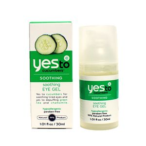 Yes To Carrots Yes to Cucumbers - Soothing Eye Gel