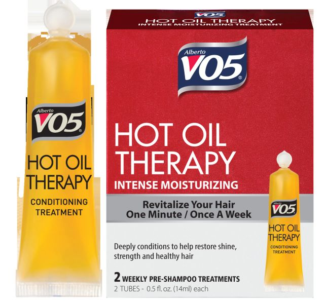 Alberto VO5 Hot Oil Therapy Moisturizing Treatment reviews, photos  Makeupalley