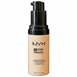 NYX Professional Makeup Hd foundation