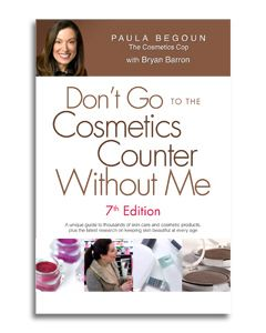Paula's Choice Don't Go to the Cosmetics Counter Without Me 6th Edition