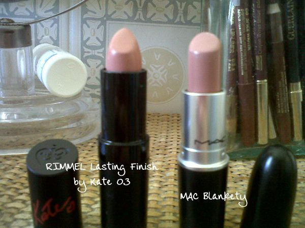 Mac Cosmetics Amplified Lipstick Blankety Reviews