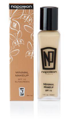 Napoleon Perdis Napoleon Minimal Makeup
