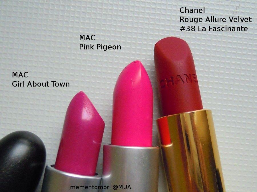 Mac Mac Pink Pigeon Reviews Photo Makeupalley