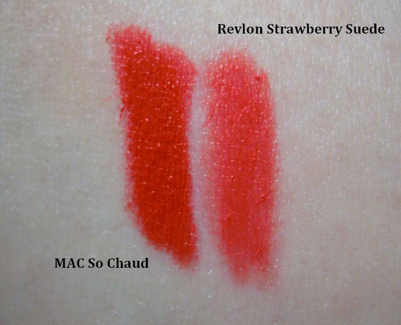 Mac Cosmetics So Chaud Reviews Photos Makeupalley