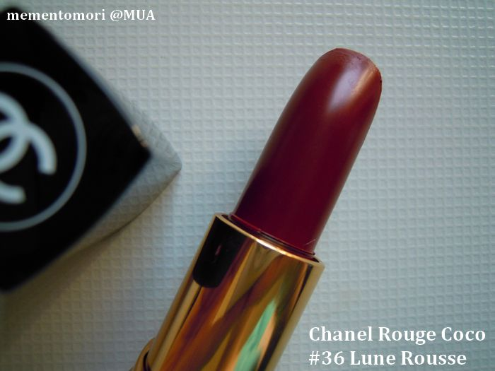 Chanel Rouge Coco in Lune Rousse #36