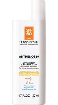 La Roche Posay anthlios 60ultra-light with cell-ox (us version)
