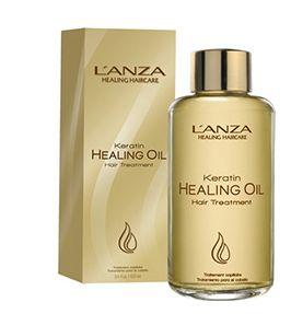 L Anza Keratin Healing Oil Treatment