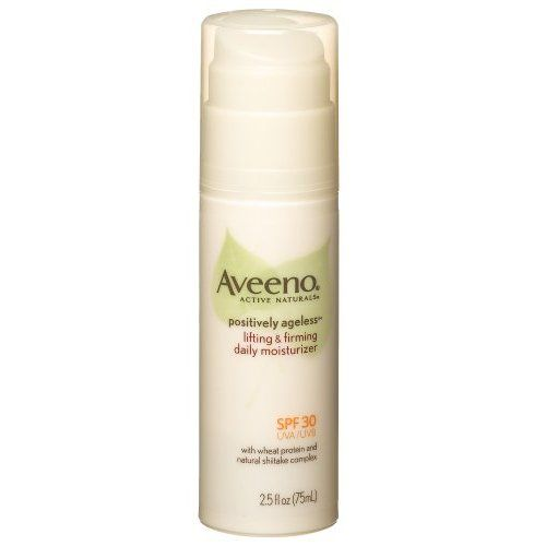 Aveeno Positively Ageless Lifting & Firming Daily Moisturiser - SPF30