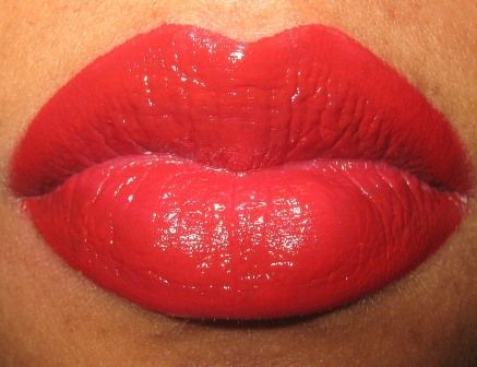 MAC Satin Lipstick - MAC Red