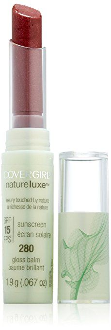 Cover Girl Natureluxe Gloss Balm in Clove