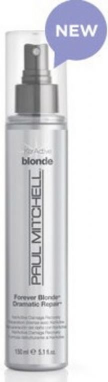 Paul Mitchell Forever Blonde Dramatic Repair Treatment