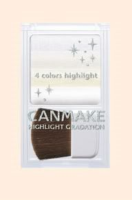 CANMAKE Highlight gradation