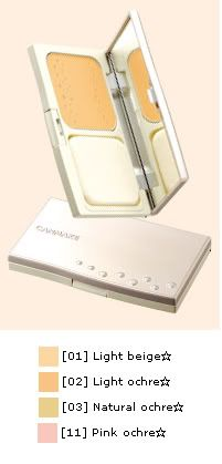 Canmake Concealer Foundation UV