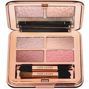 Estee Lauder Signature Eyeshadow Quad in Rose Gold
