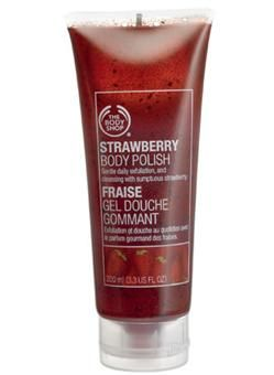 The Body Shop Strawberry Body Scrub
