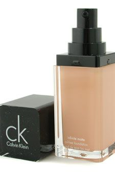 Calvin Klein Infinite Matte Oil Free Foundation [DISCONTINUED]