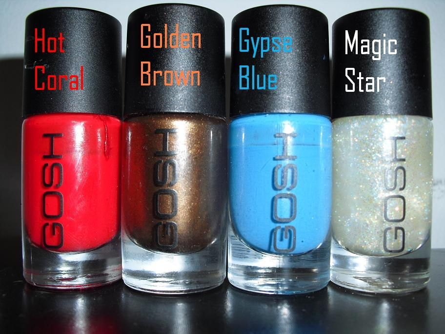 Gosh Nail Polish Reviews Photos Makeupalley