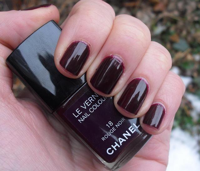 Chanel Rouge Noir Reviews, Photos