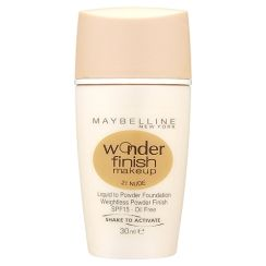 Maybelline Wonder Finish [DISCONTINUED]