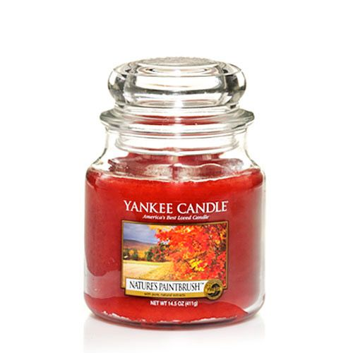 Yankee Candles Natures Paintbrush