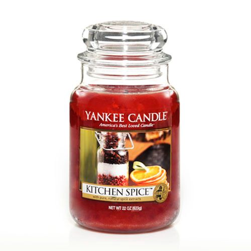 Yankee Candles Kitchen Spice