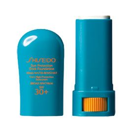 Shiseido  Sun Protection Stick Foundation SPF35