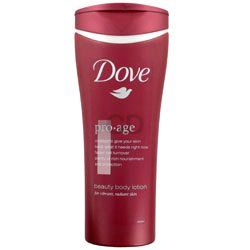 Dove Pro Age Beauty Body Lotion