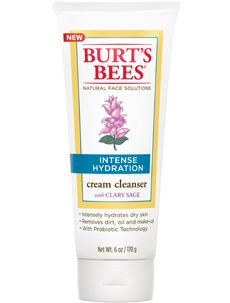 Burt's Bees Intense Hydration Cream Cleanser