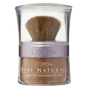 L'Oreal Bare Naturale mineral blush Shimmering Bronze