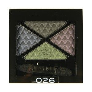 Rimmel Quad Eyeshadow Precious Crown 026