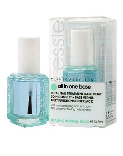 Essie All in One 3-Way Glaze Base + Top Coat + Strengthener