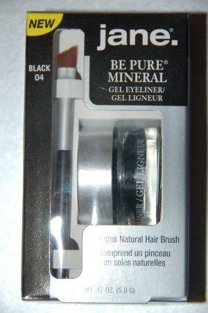 Jane Mineral Gel Eyeliner - Black