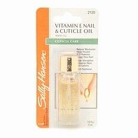 Sally Hansen Vitamin E Moisturizing Nail & Cuticle Oil