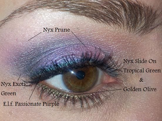 NYX Slide On Pencil - Golden Olive