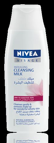 Nivea Indulging cleansing milk