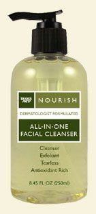 Trader Joe's Nourish All in One Facial Cleanser