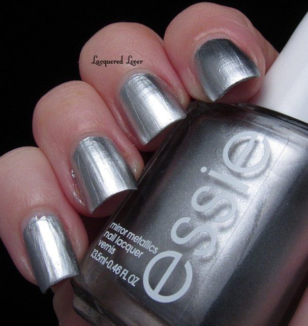 Essie No Place Like Chrome Reviews, Photos