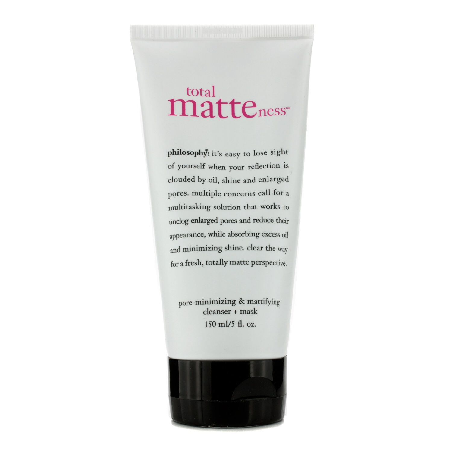 Philosophy Total Matteness Pore Minimizing Mattifying Cleanser