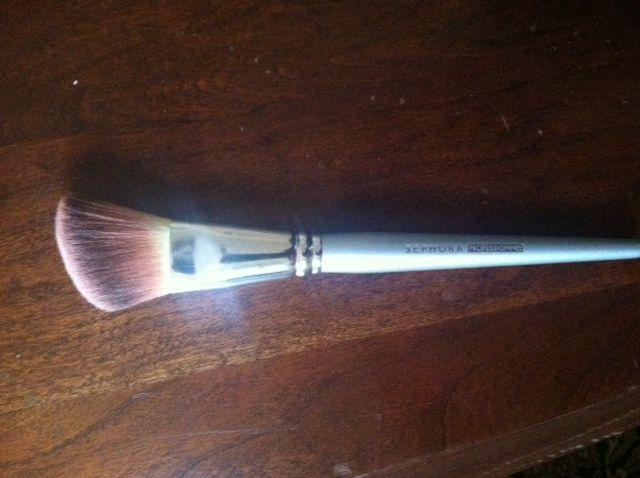 Pro Angled Blush Brush #49 by Sephora Collection #16