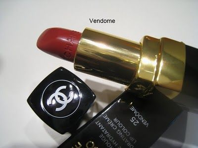 Chanel Vendome - Rouge Coco