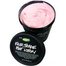LUSH Fair Trade Foot Lotion