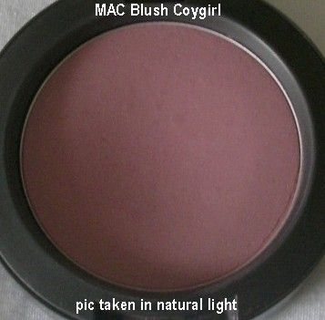 MAC Sheertone Blush in Coygirl [DISCONTINUED]