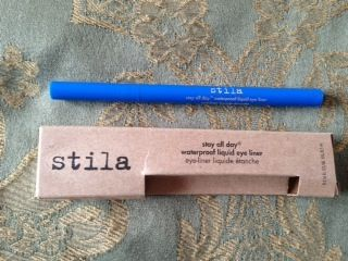 Stila Stay All Day Waterproof Liquid Eyeliner - Cobalt